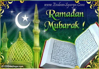 Kata Mutiara Menyambut Bulan Ramadhan 2013